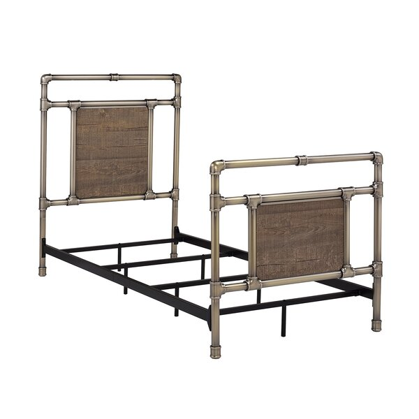 Great price Declan Letson Standard Bed By Modern Rustic Interiors Cool