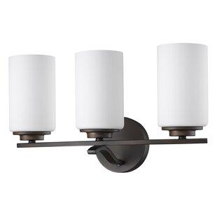 Best Choices Mcgann 3-Light Vanity Light By Ebern Designs