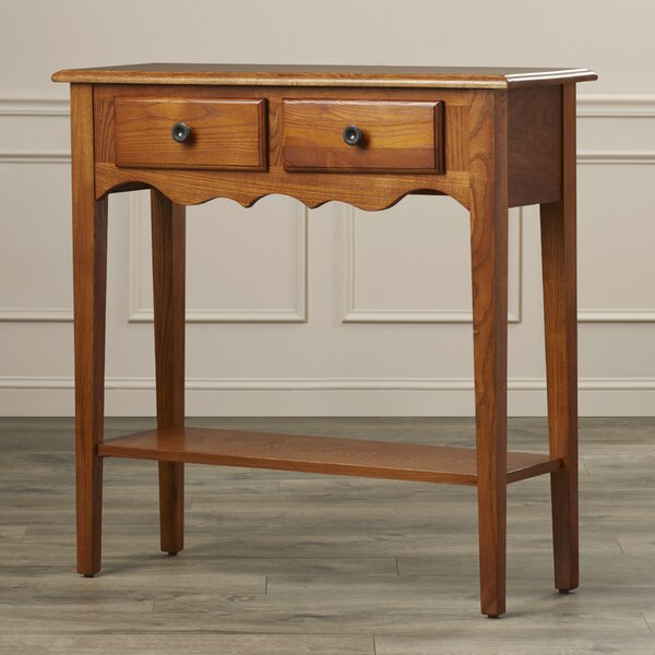 Wilfredo Petite Console Table By Charlton Home