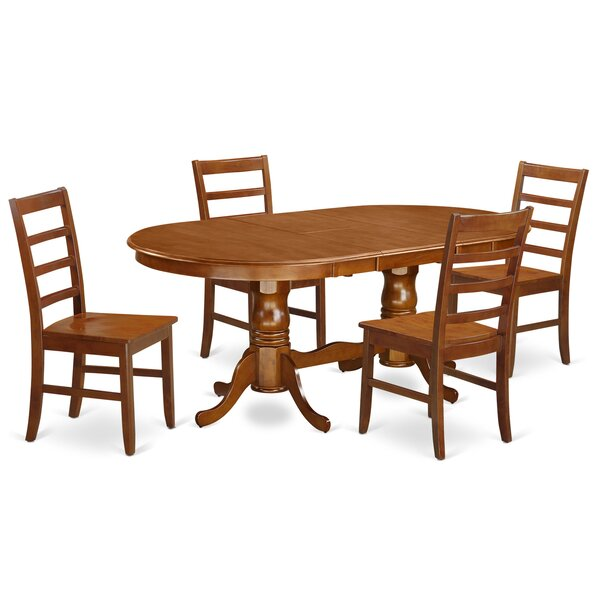 Germantown 5 Piece Dining Set by Darby Home Co Darby Home Co