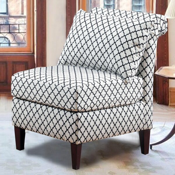 Brentwood Collection Slipper Chair by Carolina Accents