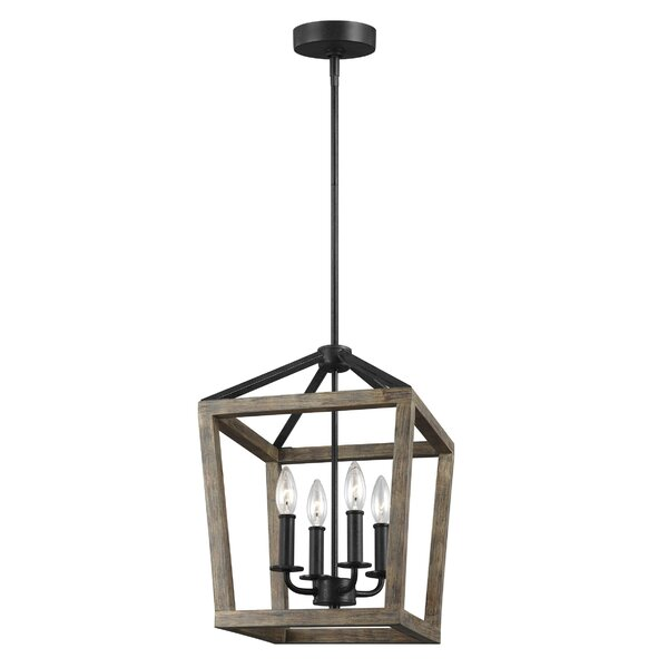 4-Light Lantern Pendant by Birch Lane™
