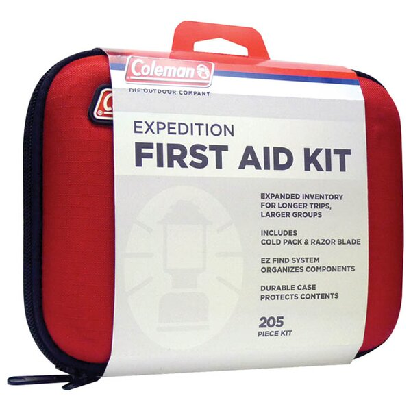 Expedition First Aid Kit by Coleman
