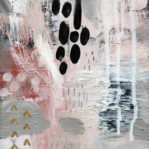 'Earth' Painting Print on Canvas by East Urban Home