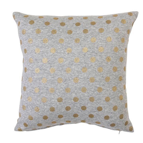 Hammitt Cotton Throw Pillow by Mercury Row