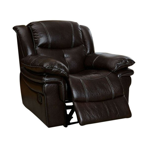 Free S&H Chuan Transitional Manual Recliner