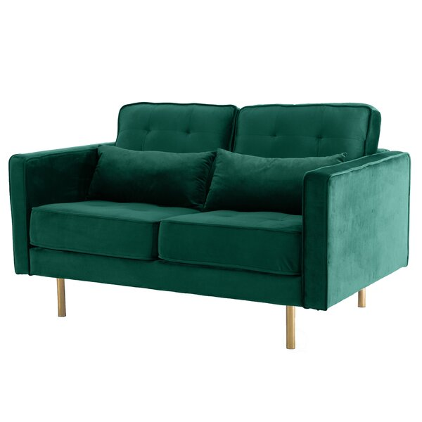 Durbin Loveseat By Everly Quinn