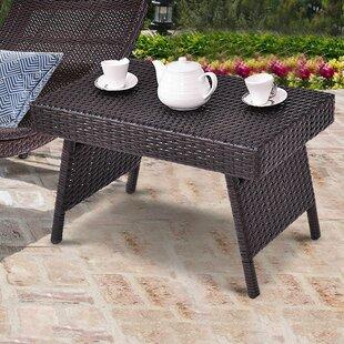 Order Amedeo Garden Outdoor Folding Coffee Table ByEbern Designs