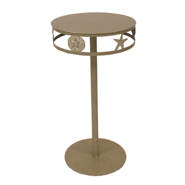 Imes Multi Shell Band End Table by Highland Dunes