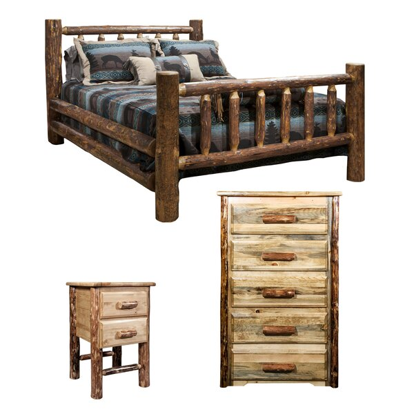 Ayansh Standard Configurable Bedroom Set by Foundry Select
