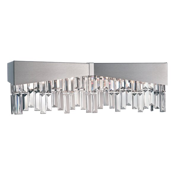 Riviera 4-Light Flush Mount by Schonbek