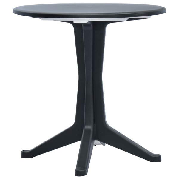 Grahamtown Plastic Dining Table by Ebern Designs