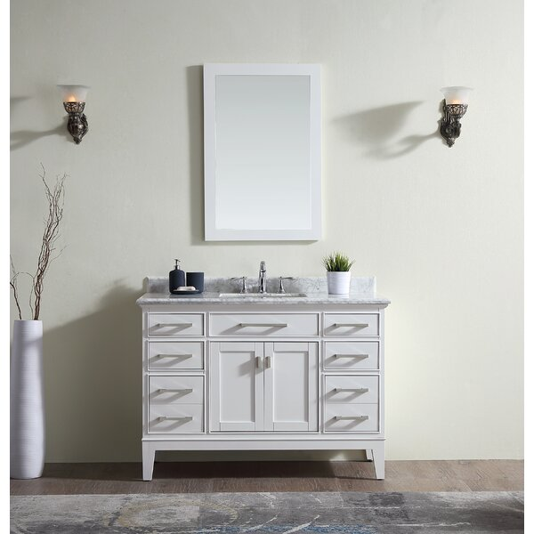 Arminta 48 Single Bathroom Vanity Set by Charlton