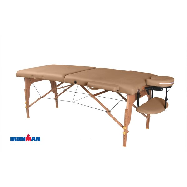 Santa Cruz Massage Table by Ironman Fitness