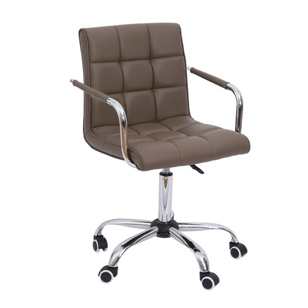 Mid-Back Desk Chair by HomCom