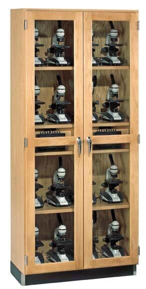 2 Door Storage Cabinet by Diversified Woodcrafts