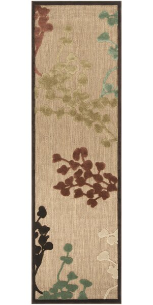 Navarre Teal Outdoor Rug by Andover Mills