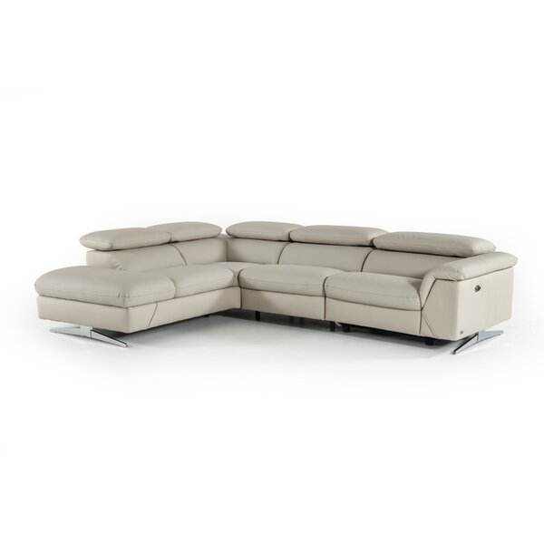 Effendi Reclining Sectional by Orren Ellis