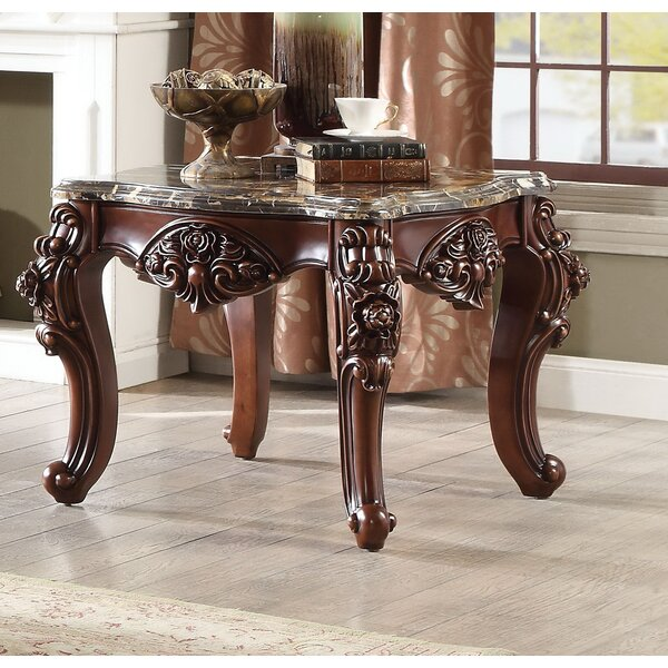 Carina End Table by Astoria Grand