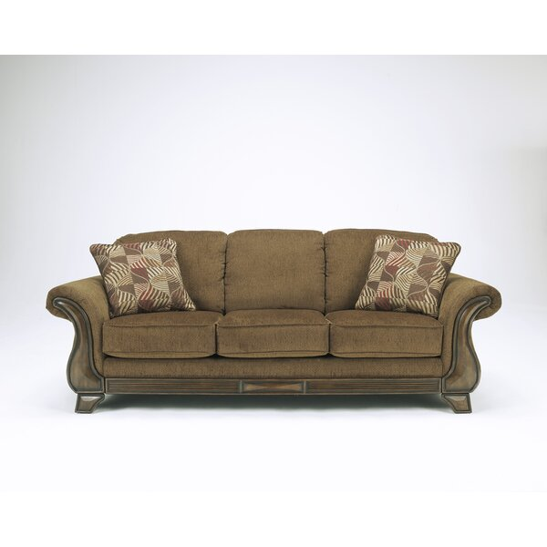 Vandalia Sofa by Fleur De Lis Living