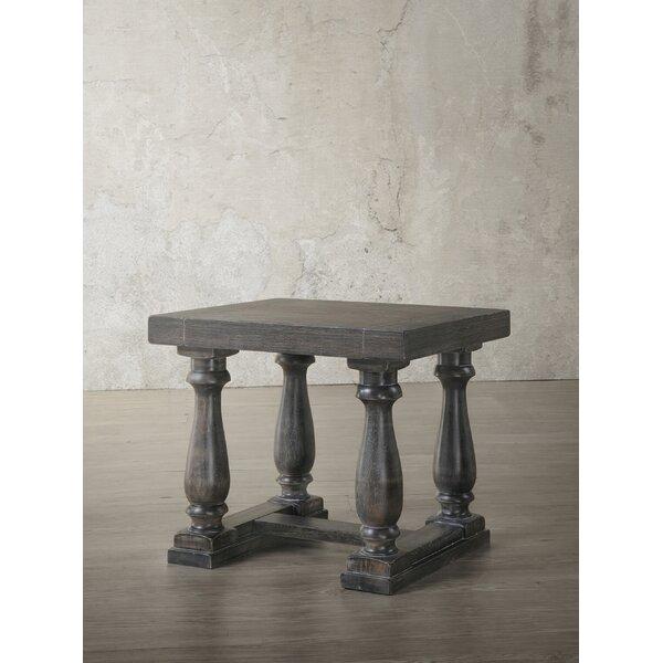 Aldrik End Table By One Allium Way