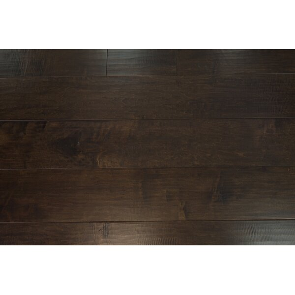 Sydney 7-1/2 Engineered Maple Hardwood Flooring in Dark Chocolate by Branton Flooring Collection