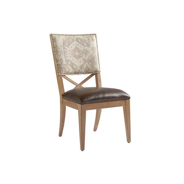 Los Altos Upholstered Dining Chair By Tommy Bahama Home