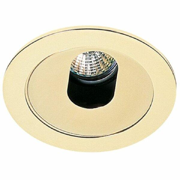 Low Voltage Slot Aperture 4 Recessed Trim by Elco Lighting