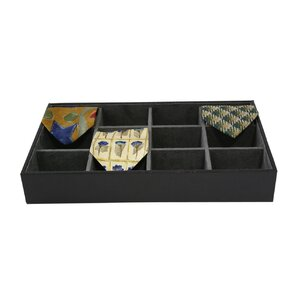 Tie Storage Accessory Tray