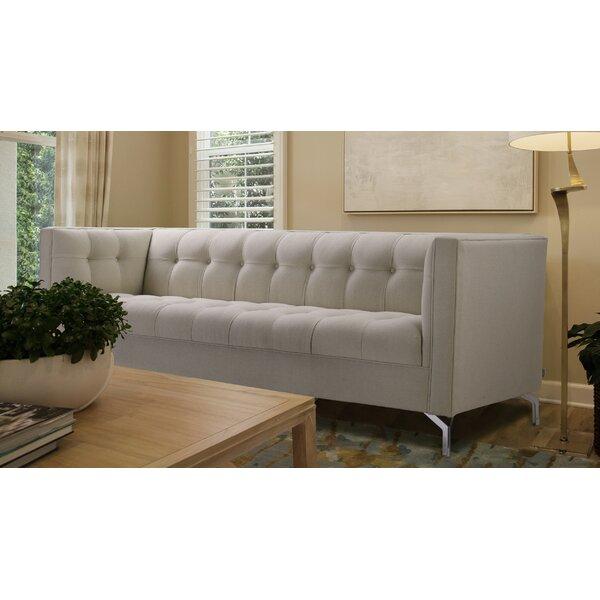 Dashing Collection Lando Standard Sofa by Orren Ellis by Orren Ellis