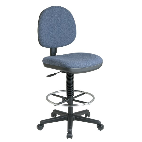 High-Back Drafting Chair by Office Star Products