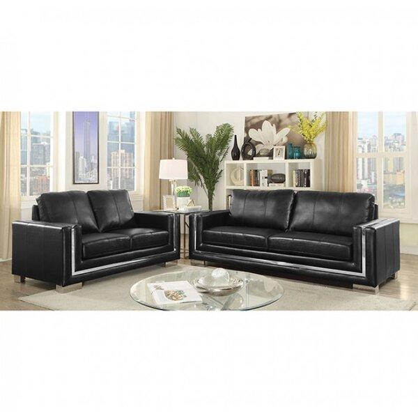 Gipson Configurable Living Room Set by Orren Ellis