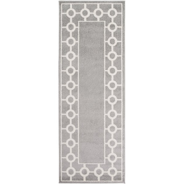 Siclen Gray Area Rug by Willa Arlo Interiors