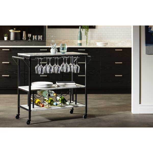 Maliza Bar Cart By South Shore