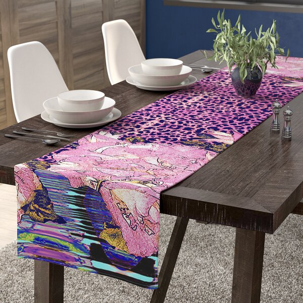 Nina May Lepparo Table Runner by East Urban Home