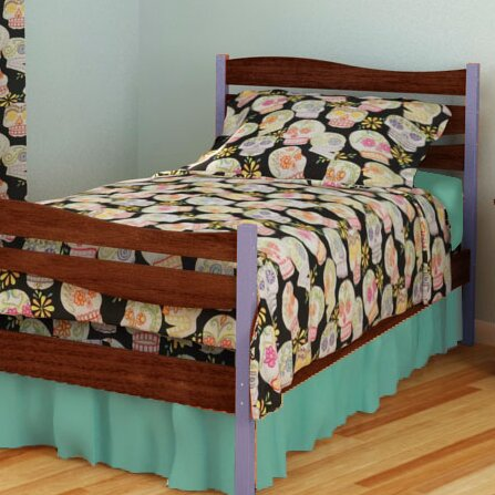 Day Of The Diva Cotton 3 Piece Comforter Set by Room Magic