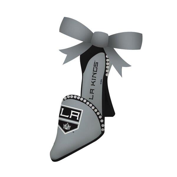NHL Team Shoe Ornament by Team Sports America