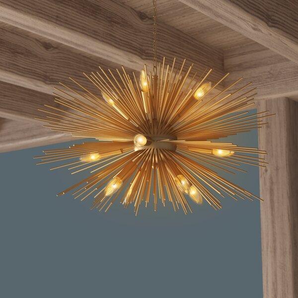 Blaise 12-Light Sputnik Chandelier by Langley Street