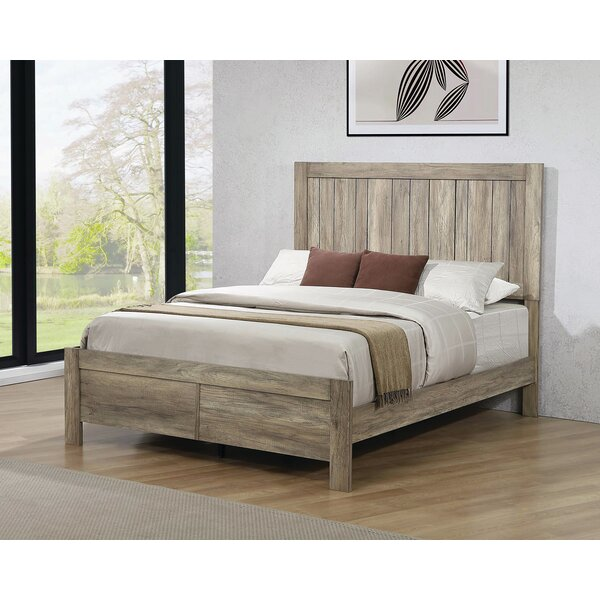 Oberon Standard Bed by Gracie Oaks