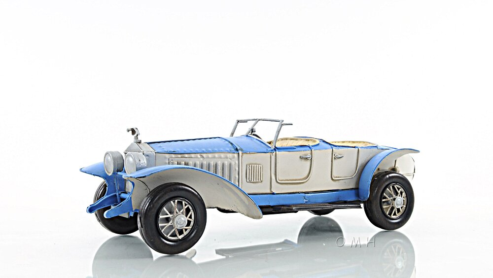 Old Modern Handicrafts 1928 17EX Sports Rolls Royce Phantom Car ...