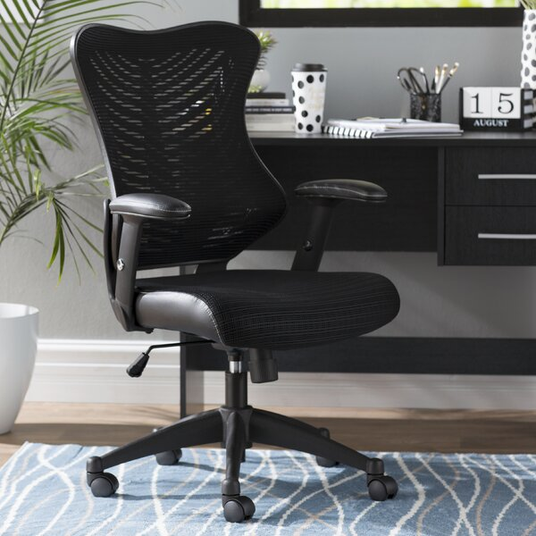 Heath Mesh Desk Chair by Zipcode Design