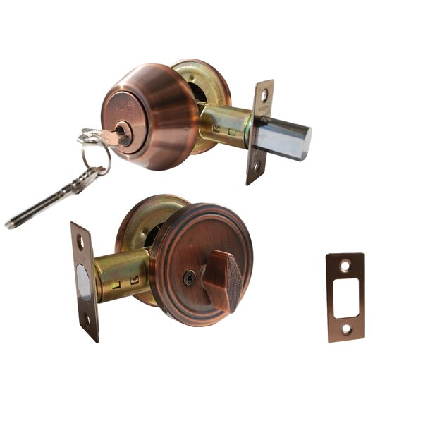 Single Cylinder Deadbolt by DSD Group
