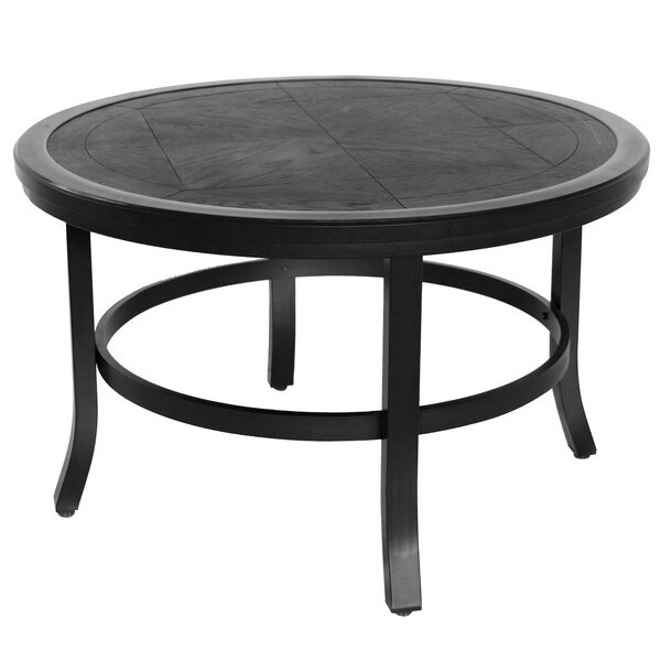 Antonelli Stone/Concrete Coffee Table by Canora Grey