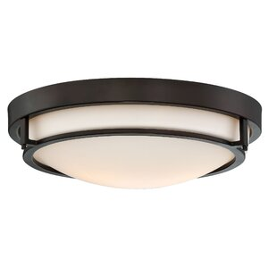 Gambrell 2-Light Flush Mount