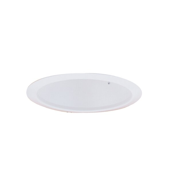 Smooth Cone Airtight 7.25 Recessed Trim by Elco Lighting