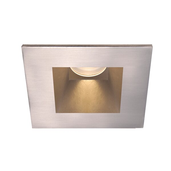 Tesla Pro High Output 2.88 Shower Recessed Trim by WAC Lighting