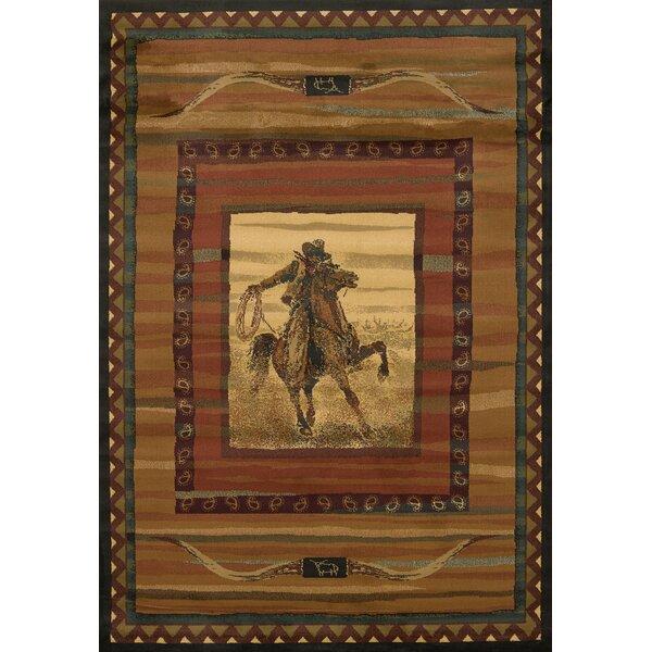 Genesis Rawhide Lodge Area Rug by United Weavers of America
