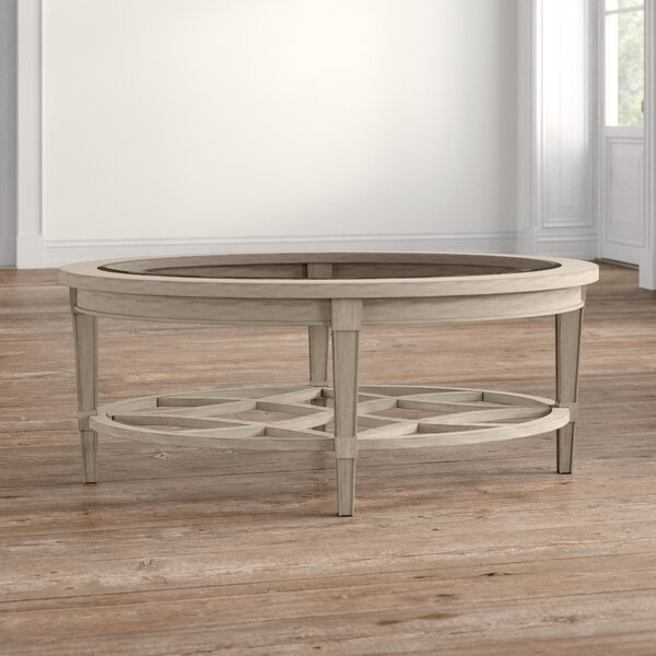 Mason Schroom Coffee Table With Storage By Darby Home Co
