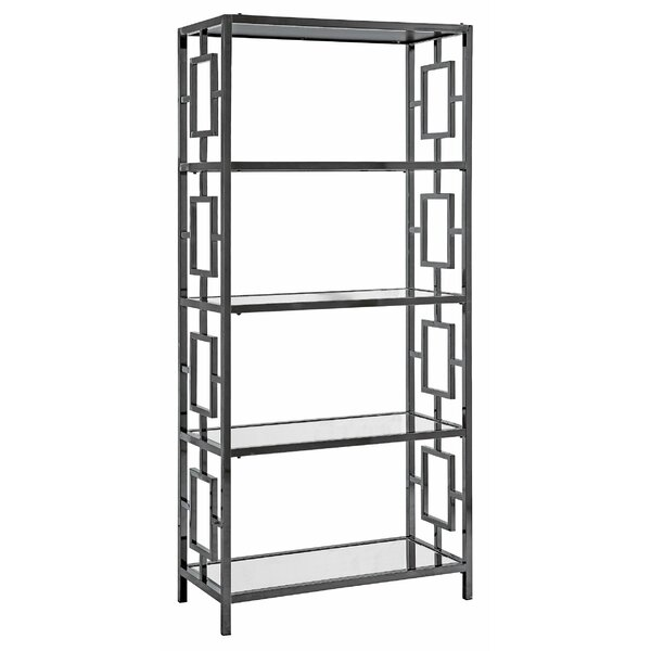 Kravitz Etagere Bookcase by Everly Quinn