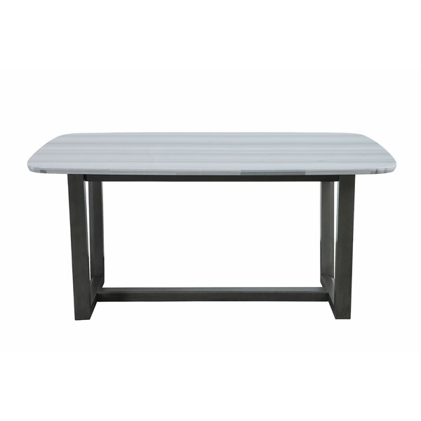 Beckles Dining Table by Brayden Studio